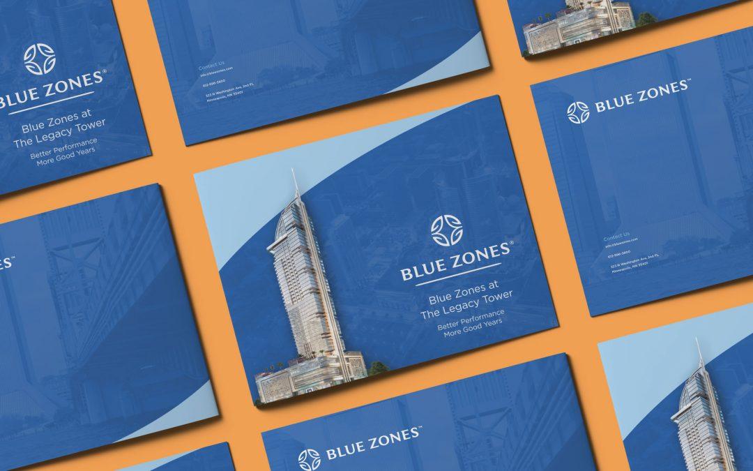 Blue Zones: Miami Publication & Signage