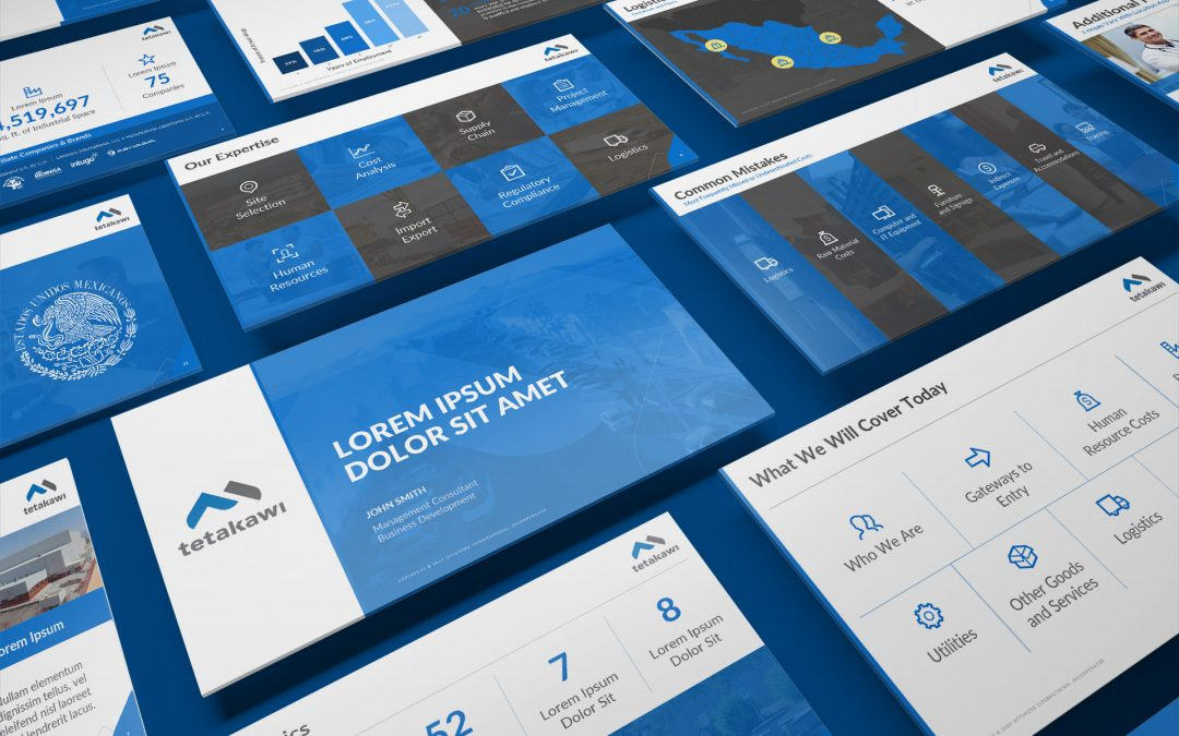 Tetakawi: Powerpoint Template & Slide Layouts