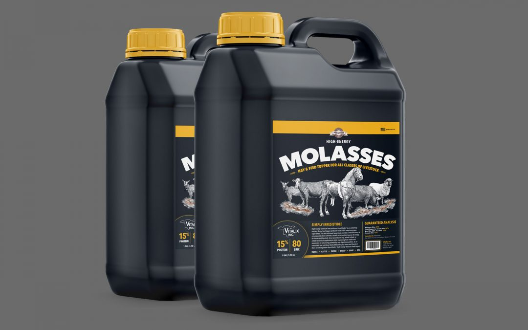 Vitalix Inc: Molasses Label